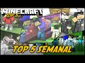 TOP 5 - SEMANAL (MELHORES MOMENTOS) #7