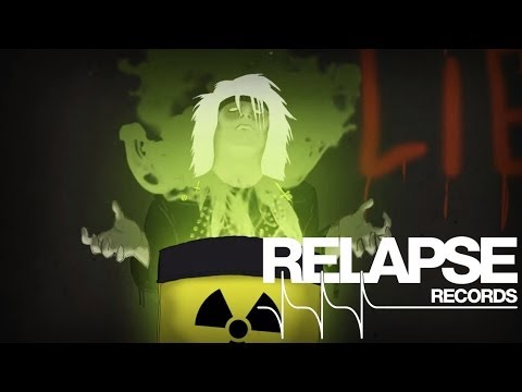 Toxic holocaust acid fuzz official music video