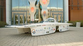 Solar Cars with Illinois
