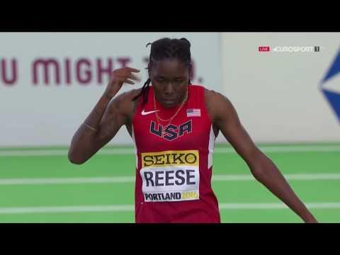 144 Brittney Reese jumps 7 22m for win   IAAF WIC in Portland 2016