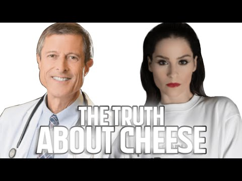 Dr. Barnard interview- A medical doctor's view on cheese