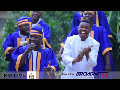 HD QUALITY || IPM LIVE: THE BIGGEST ONLINE STAGE PLAY || WOLI AGBA