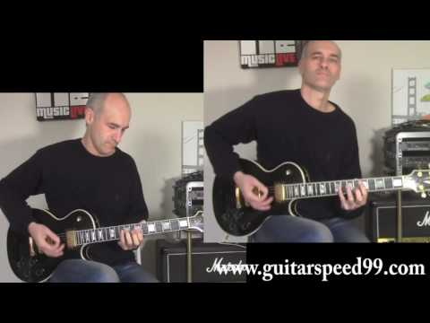 Il Suffira d'un Signe - Jean Jacques Golman - guitar cover