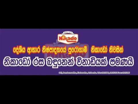 "Episode 06-""Nikado Rasabandunen Winadiyak Pamanai"" Programe @ Ministry of Housing and Construction"