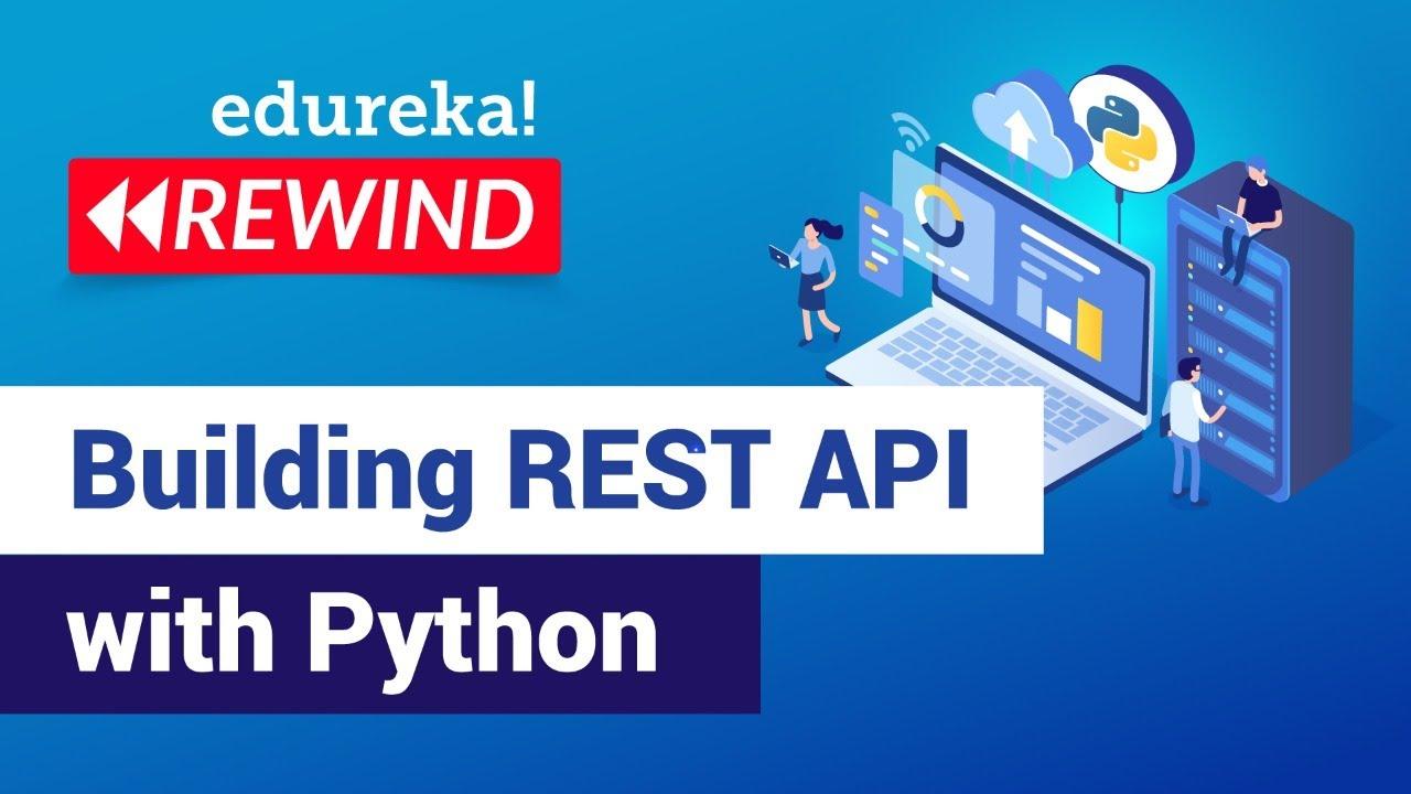 Building REST API using Python | REST API Using Flask | Python Training