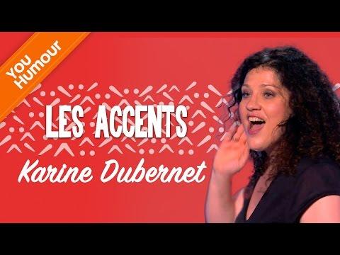 KARINE DUBERNET - Les accents