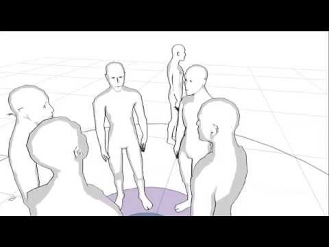 Lifelike Interactive Characters with Behavior Trees for Social Territorial Intelligence - SIGGRAPH12