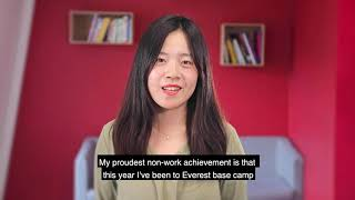 Yefei, Product Manager at Contentsquare