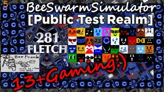 Test Realm - 281Part5 - ROBLOX - Bee Swarm Simulator