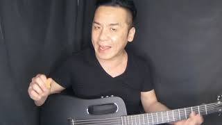 New LAVA ME 2 -2nd generation Lava Me Carbon Fiber Guitar Review in Singapore