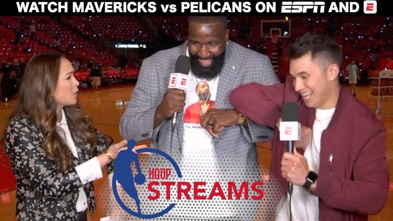 Hoop Streams Previewing Mavericks At Pelicans Espn Youtube