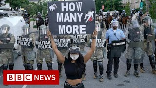 George Floyd: What's stopping police reform in the US? - BBC News