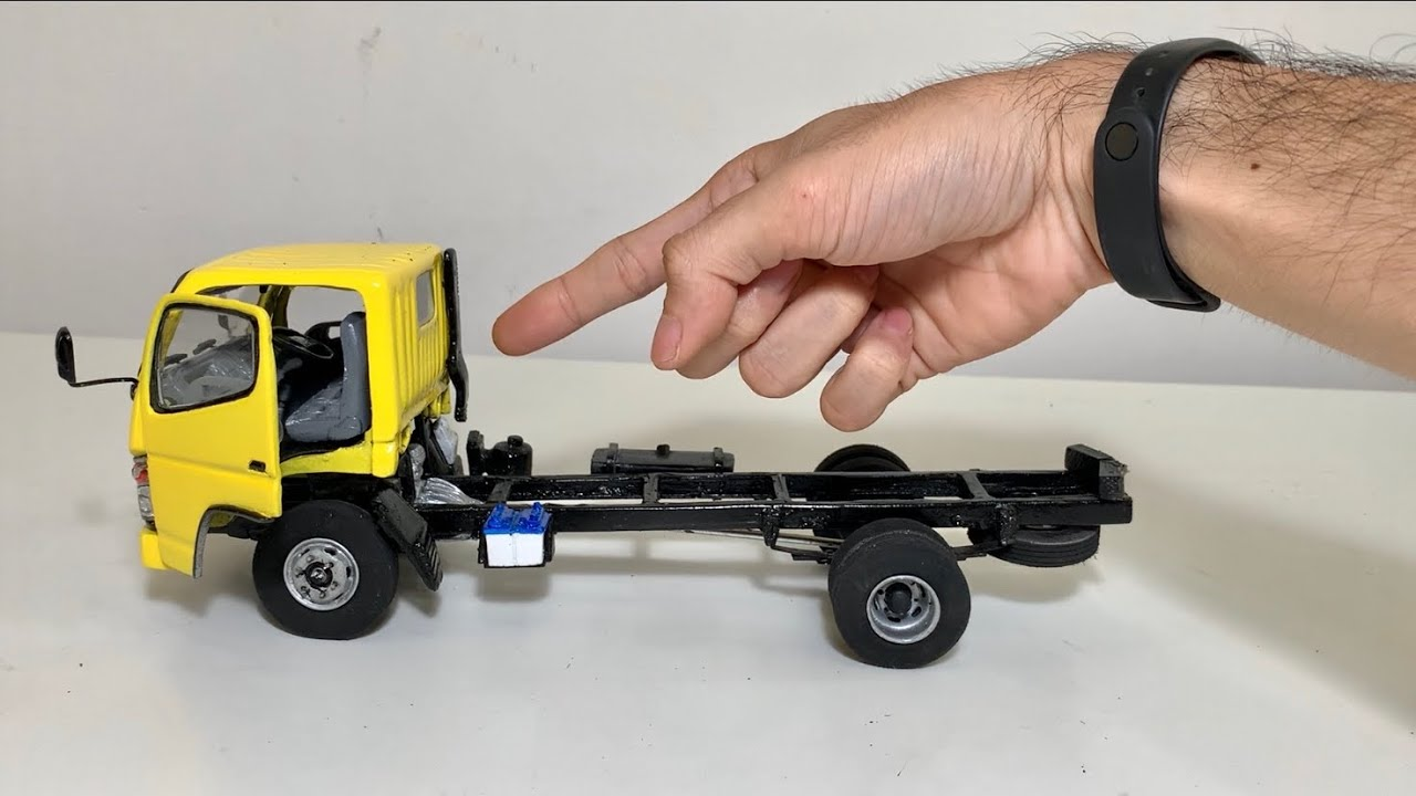 RC Truck Canter