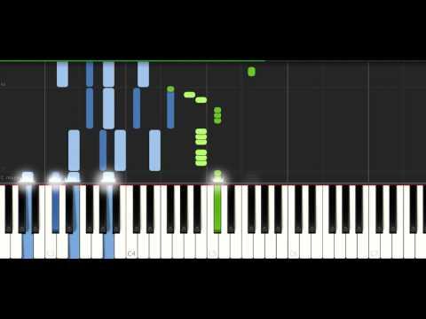 Distrion & Alex Skrindo - Entropy - PIANO TUTORIAL