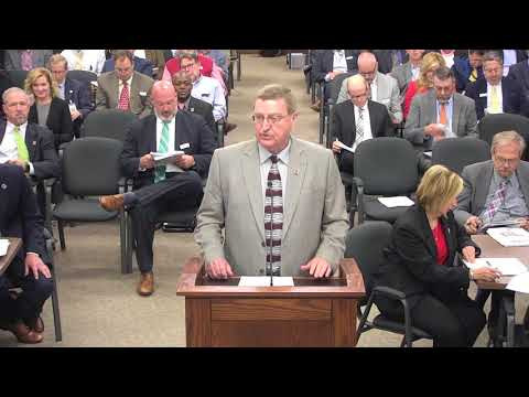 ODOT Commission Meeting- November 6, 2017