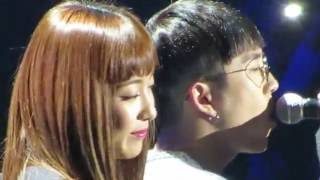 160602 Kcon Paris Luna & Taeil - 사랑이었다(It Was Love) Fancam Full