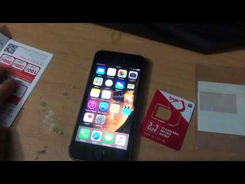 Thailand SIM card for tourist #Tutorial, How to activate it. TRUEMOVE H