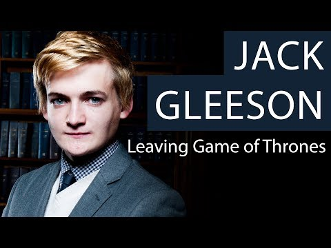 Leaving Game of Thrones | Jack Gleeson