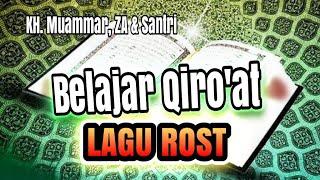 Lagu Rost Bersama H. Muammar, ZA dan Murid Muridnya || Gi-Putv