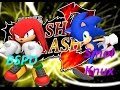 Download SSF2 Online #1|Knux(BSPD-me)Vs.Sonic(Smol Knux) MP3 song and Music Video