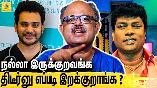 DR ARUNACHALAM INTERVIEW Statistical Reports on Heart Attacks