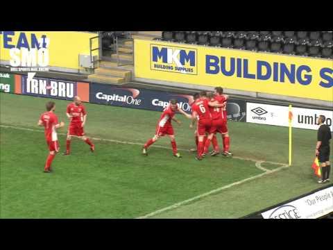 Highlights - Bridlington Town v North Ferriby United - ER Senior County Cup Final - KC Stadium