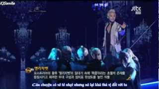 [KJSsmile Vietsub Kara] 120604 Musical Award 6th - Elisabeth Musical cut - XIA Junsu
