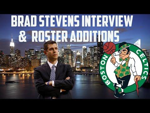 NBA 2K16 My GM Mode | Boston Celtics | Brad Stevens Interview | + Free Agency