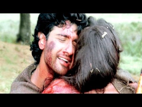 Manisha Koirala, Vivek, Danny, First Love Letter - Scene 14/14