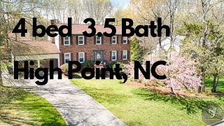 🔥Just Listed🔥 4511 Oak Hollow Drive High Point NC