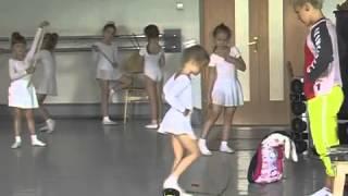 009  Народный танец для детей 6 7 лет  Т Тарабанова