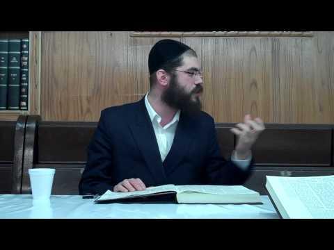 Daf Yomi - Sanhedrin 04 - R' Duvid Bergman