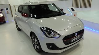 2018 Suzuki Swift 1.0 Boosterjet - Exterior and Interior - Automobile Barcelona 2017