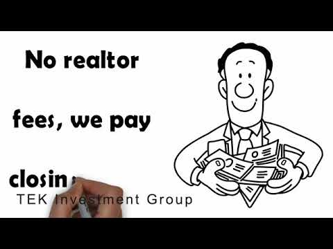 Sell My House Fast | In Maryland | Washington DC | Virginia | TEK Investment Group | 571-248-1035.
