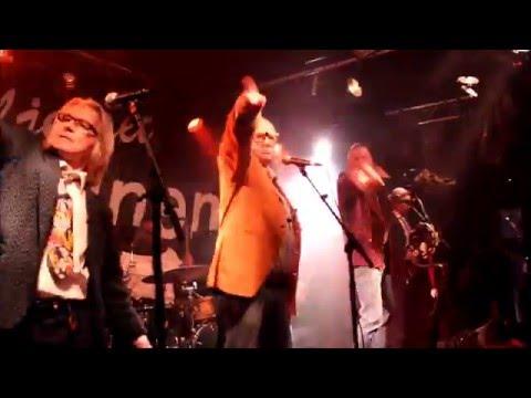 Lapinlahden Linnut Revisited - Sedät jaksaa heilua (Live @ On the Rocks, Helsinki, 2016)
