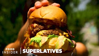 The Best Burgers In Jersey Are Served At This Roadside Stand | Superlatives