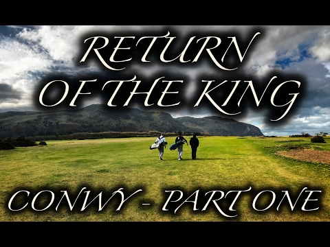 RETURN OF THE KING! Conwy Part One - With Rick Shiels and Matt Fryer