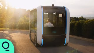 Your Next Ride Could Be This 3D-Printed Bus