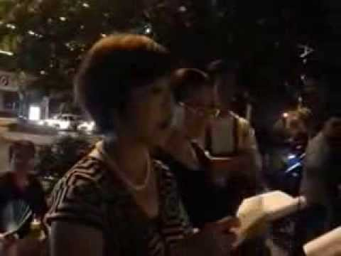 Shantou - Public Singing Activity - Part 2