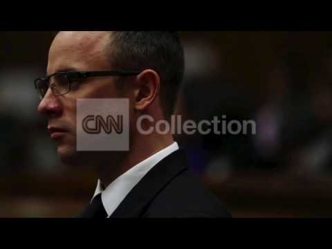 PISTORIUS TRIAL: PROSECUTION RESTS ITS CASE