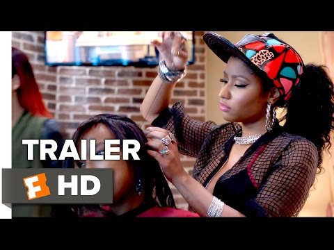 Barbershop: The Next Cut Official Trailer #2 (2016) - Ice Cube, Nicki Minaj Movie HD