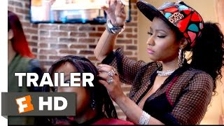 Barbershop: The Next Cut Official Trailer #2 (2016) - Ice Cube, Nicki Minaj Movie HD