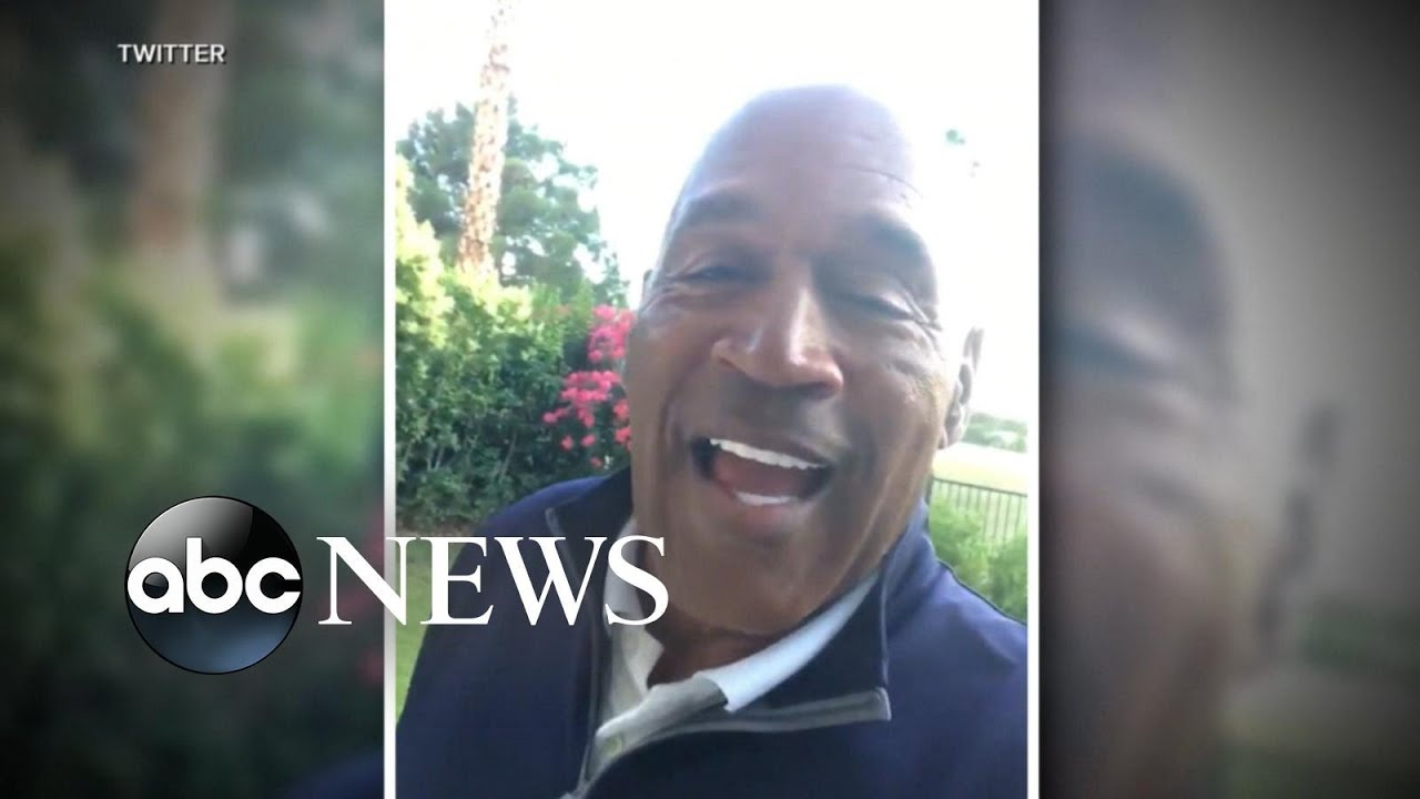 ABC News:OJ Simpson joins Twitter, says he has 'getting even to do