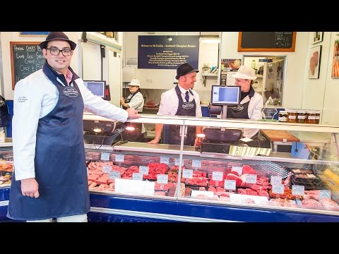 Proud to be a Butcher - Nigel Ovens