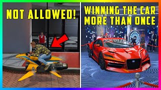 10 BIG Changes Made In The GTA 5 Online Diamond Casino & Resort Update That You DON'T Know About!