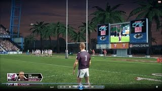 No Commentary. Rugby league Live 3: Episode 11