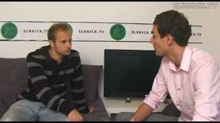 Talk mit Flügelflitzer Jakob Sachs (Holstein Kiel)   ELBKICK.TV