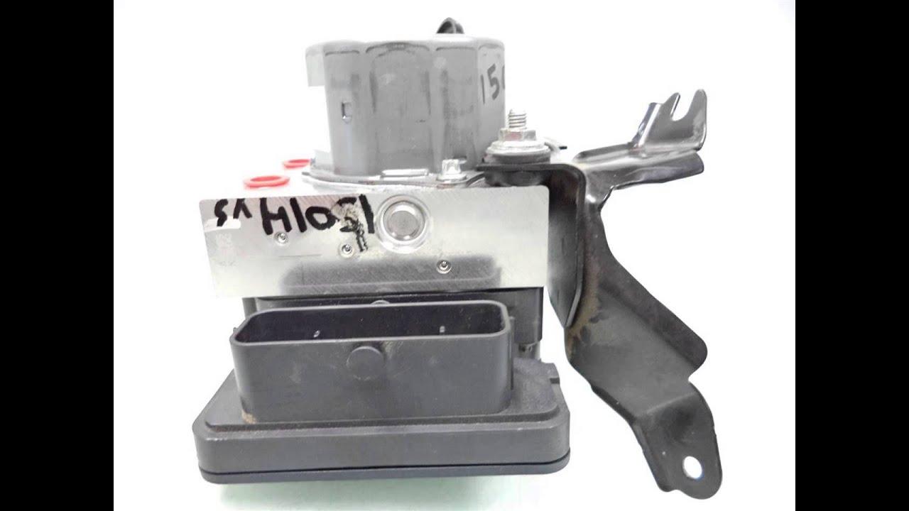 2012 honda cr v anti lock brake abs vsa pump modulator for Vsa honda crv