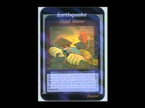 Japan Earthquake, Tidal Wave, Nuclear Disaster,comet, Illuminati Cards Prediction,