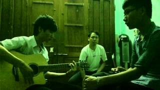 sat canh ben nhau (acoustic cover) - bat lua